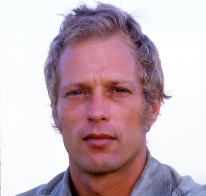 Rod Ansell Portrait