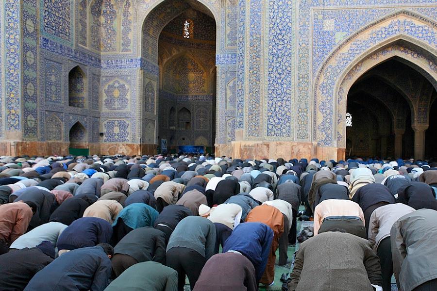 Sabbath Mosque Prayers