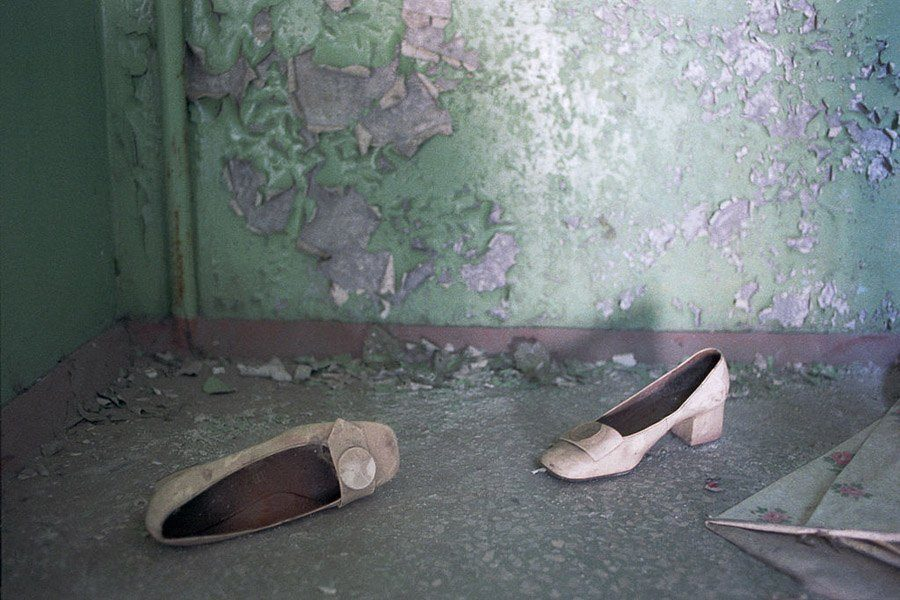 Shoes Left