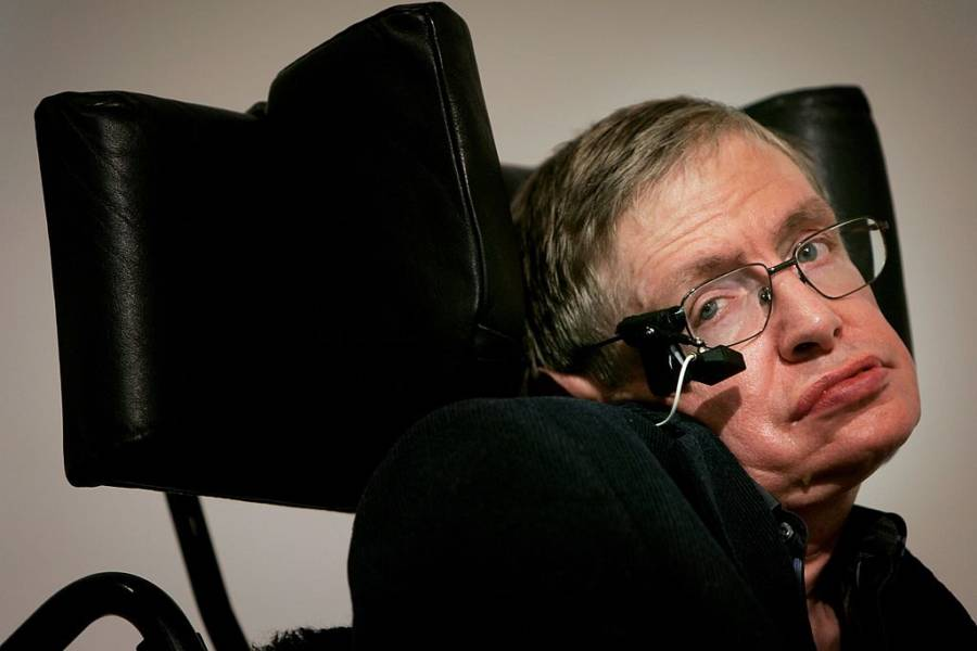 Stephen Hawking Doomsday Deadline