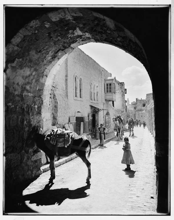 Street Of Arches