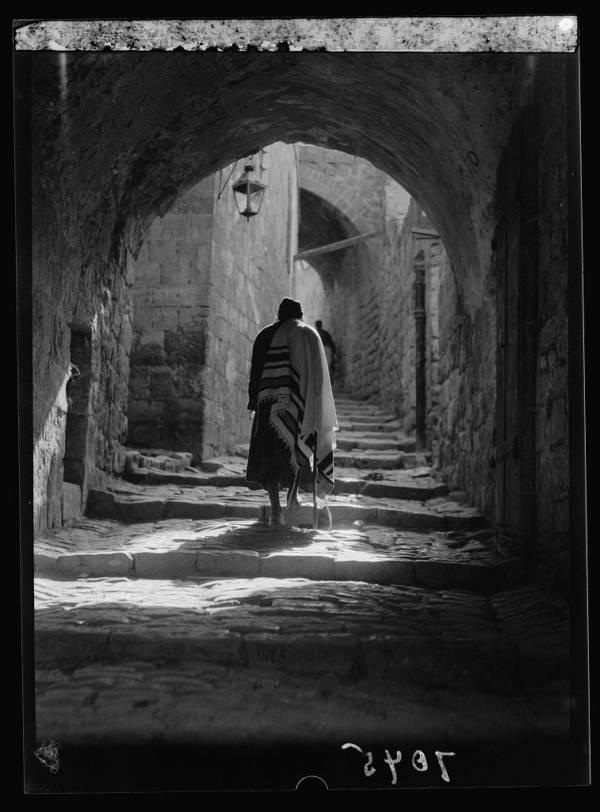 Streets In Jewish Quarters