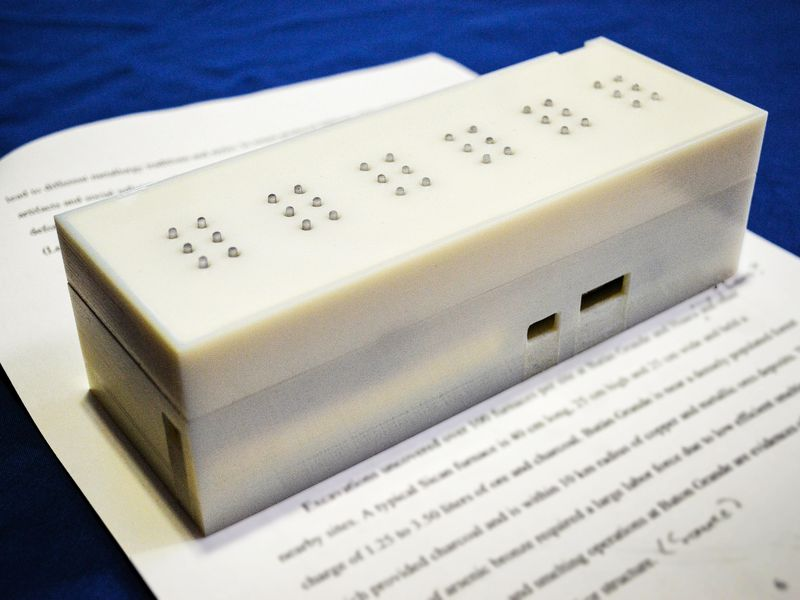 Text To Braille Translator