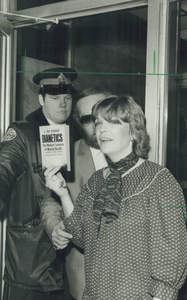 Toronto Scientology President
