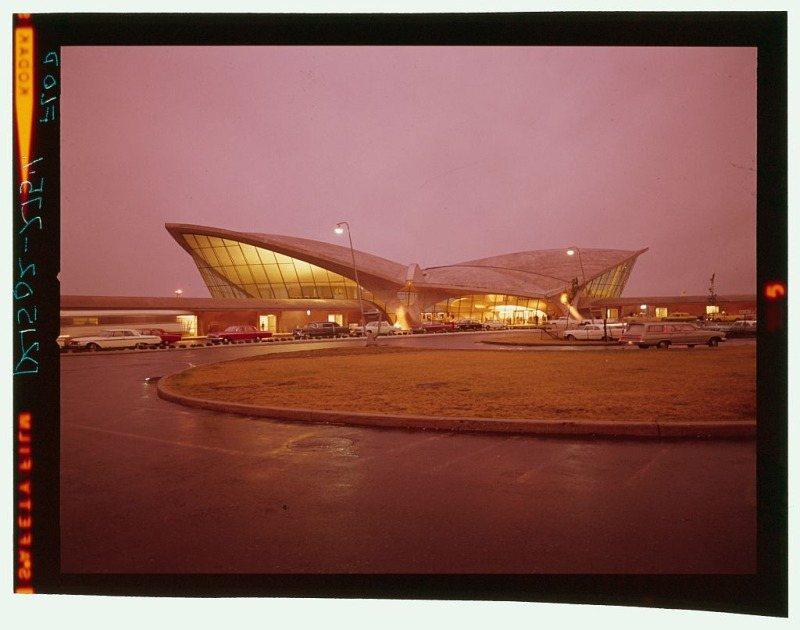 Trans World Airlines Exterior