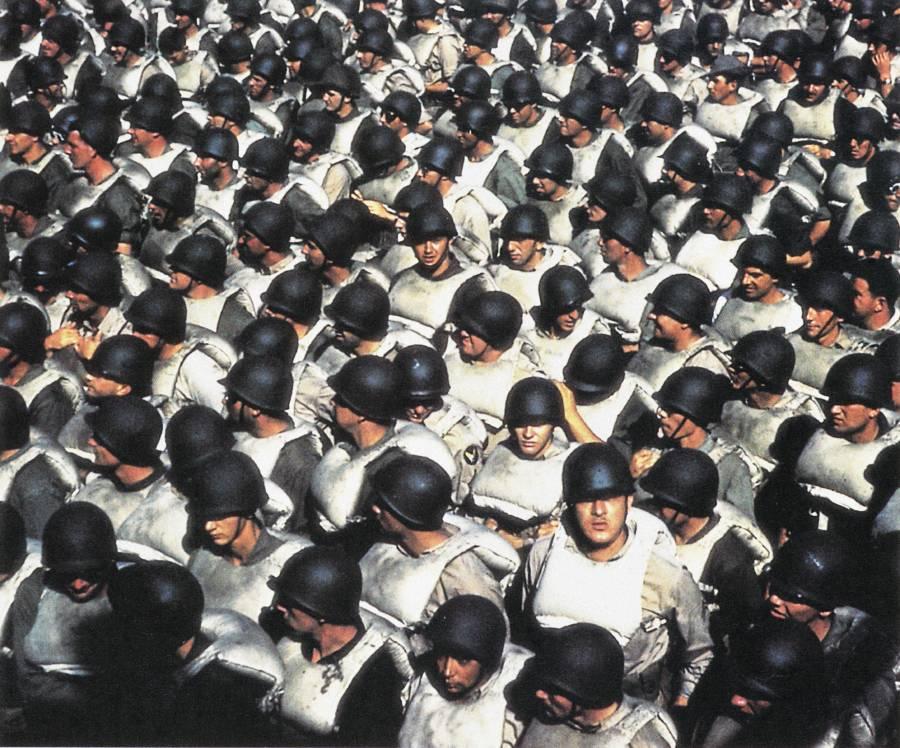 Uniforms Helmets