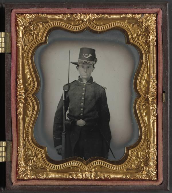 Union Child Soldier