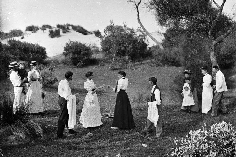 Victorian Fighting