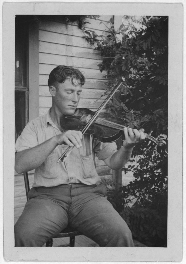 Wayne Perry Fiddle