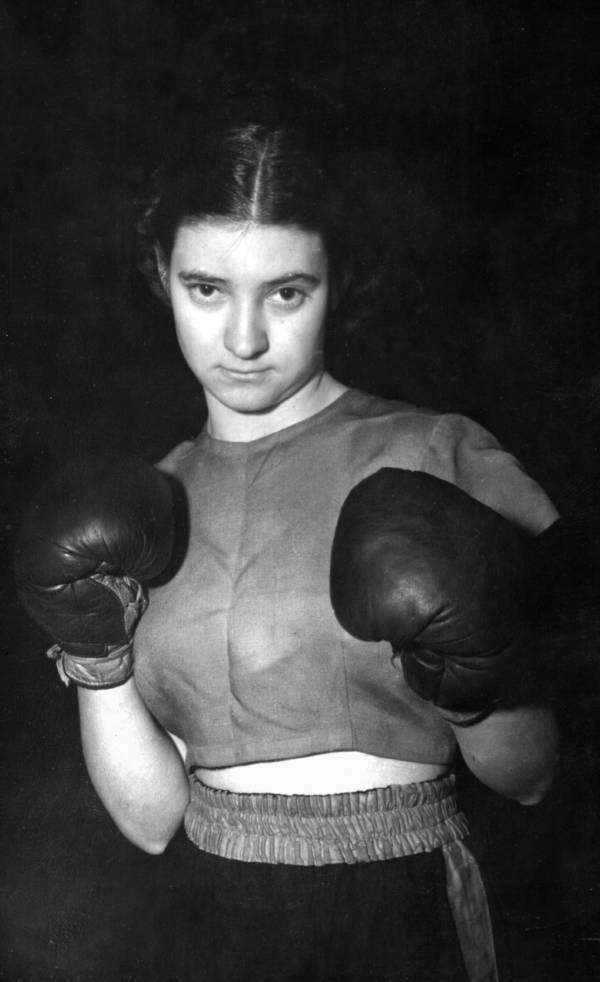 Women's Boxing Gloves