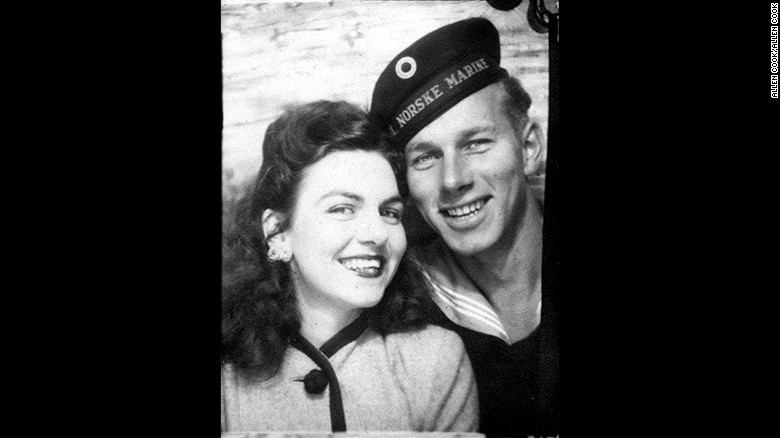 Wwii Love Letter Christoffersen