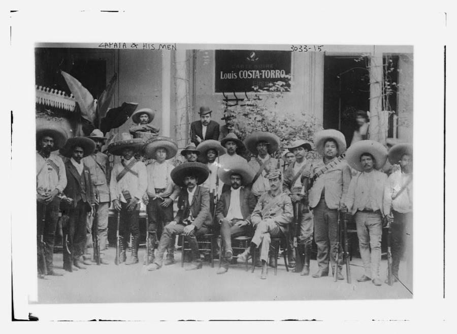 Emiliano Zapata Salazar