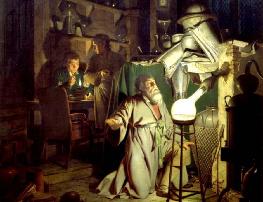 Famous Alchemist
