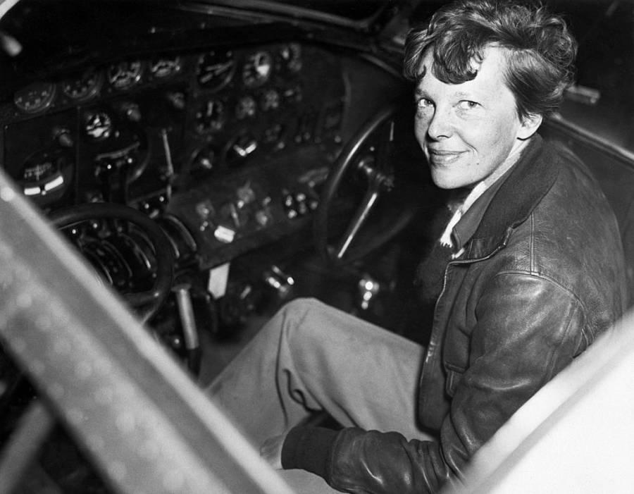 Amelia Earhart Dog Bones