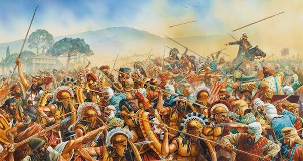the history role and significance of sparta and athens in persian wars After the persian wars  of athens, themistocles was sent to sparta to discuss the matter  and other events of the persian invasion thucydides' history of the.