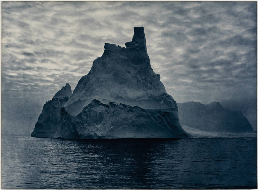 Antarctic Exploration Iceberg