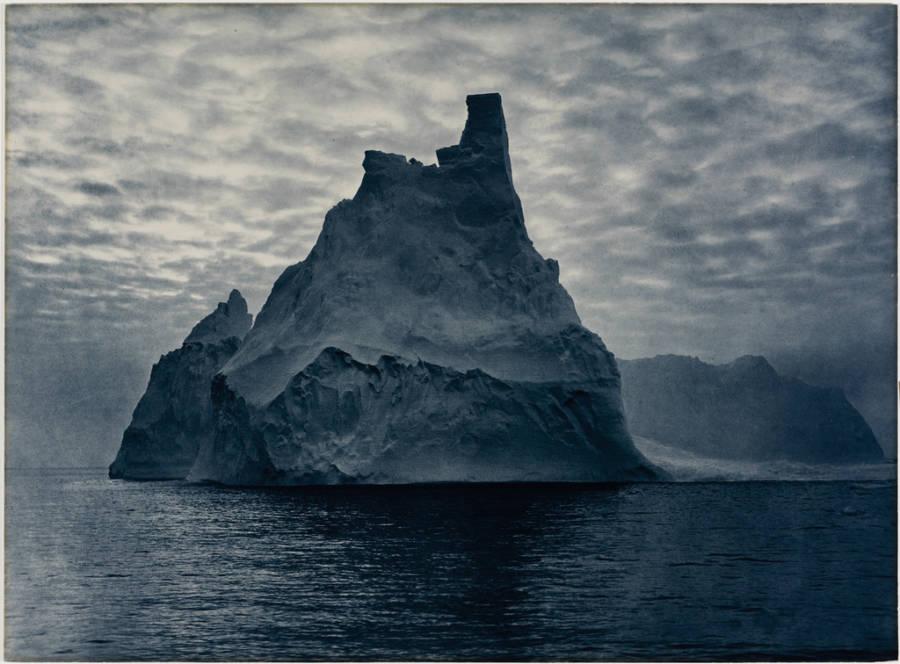 Antarctic Exploration Iceberg