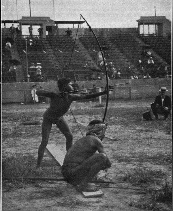 Anthropology Day Archer 1904