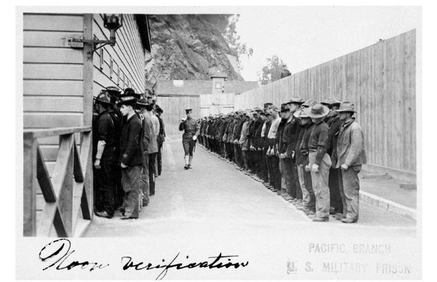 Army Prisoners