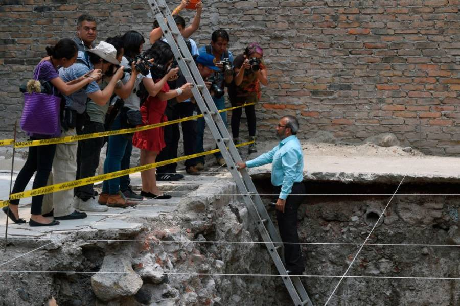 Aztec Ruins Mexico