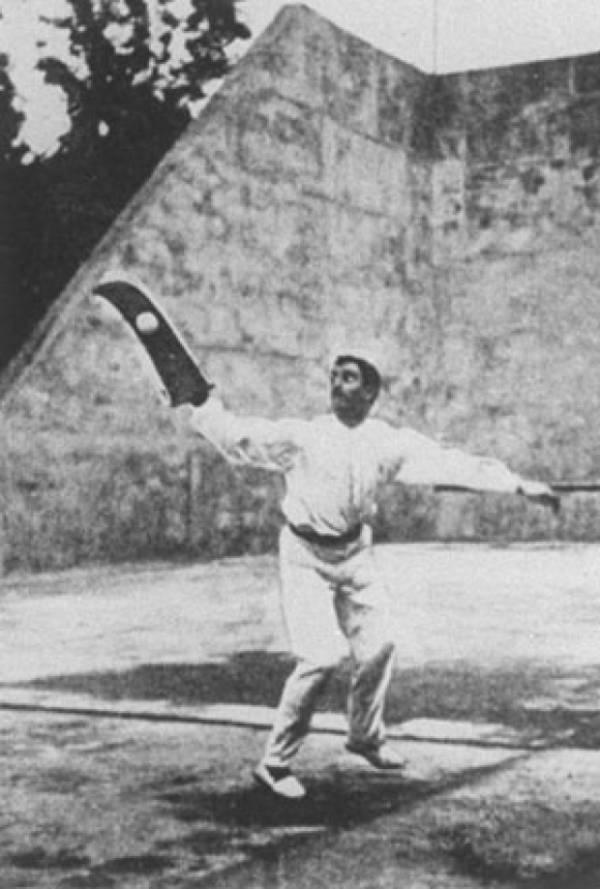 Basque Pelota 1900
