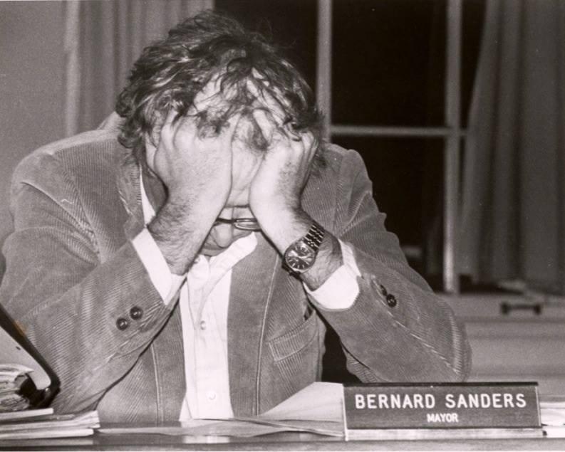 Bernie Sanders Mayor