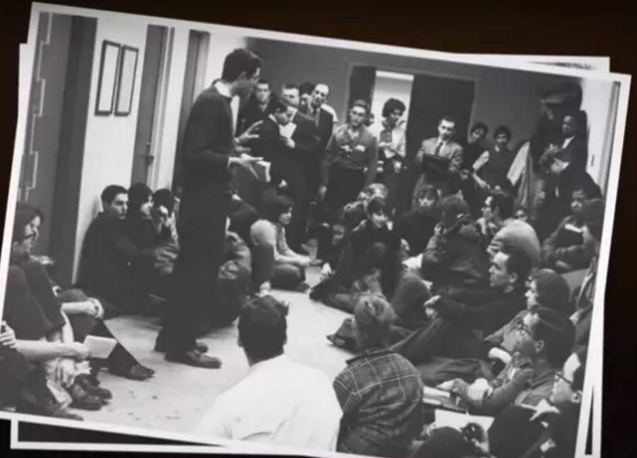 Bernie Sanders Young Photos