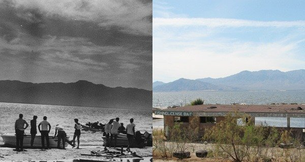 33 Astounding Photos Of The Salton Sea Then And Now