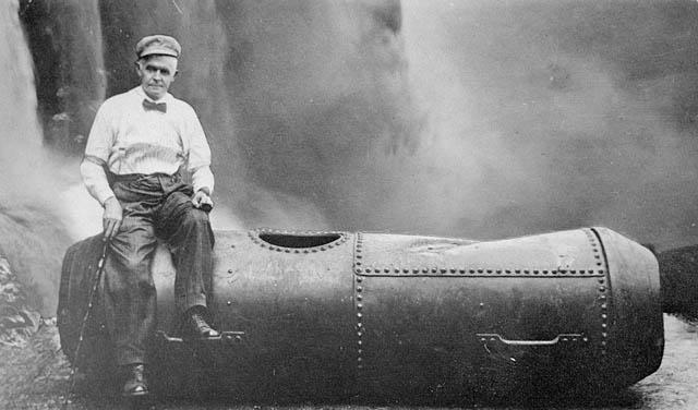 Bobby Leach Niagara Falls
