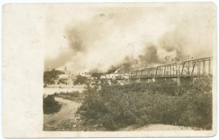 Burning Of Laredo