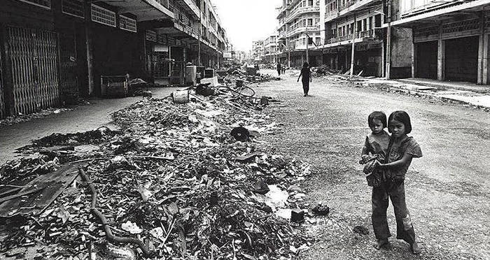 Cambodian Genocide: 33 Haunting Photos From The Killing Fields  Khmer