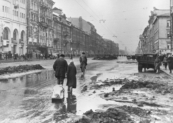 Cannibalism Leningrad