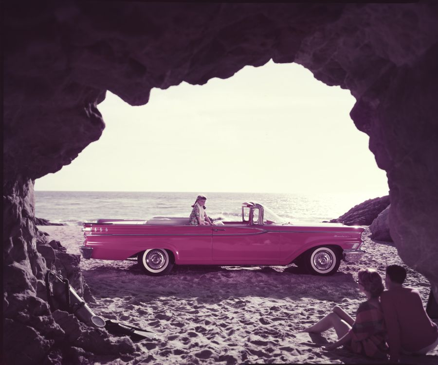 Cave And Convertible