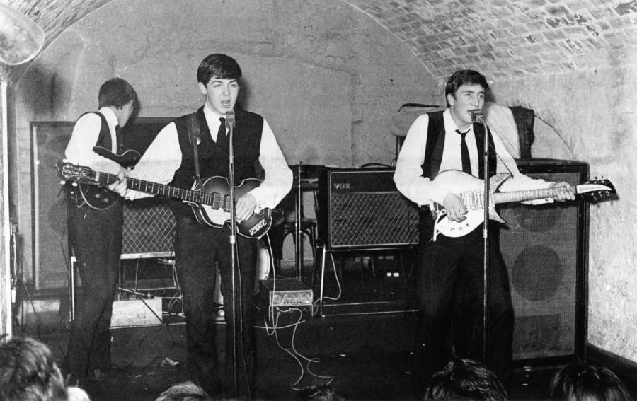 Cavern Club Stage