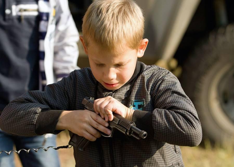Child Gun Safety Crisis
