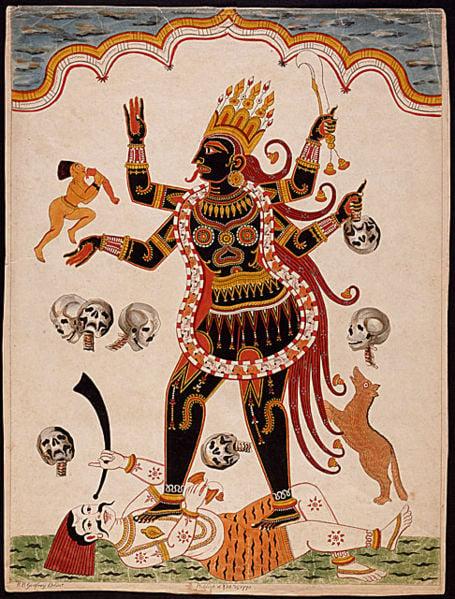 Craziest Gods Kali