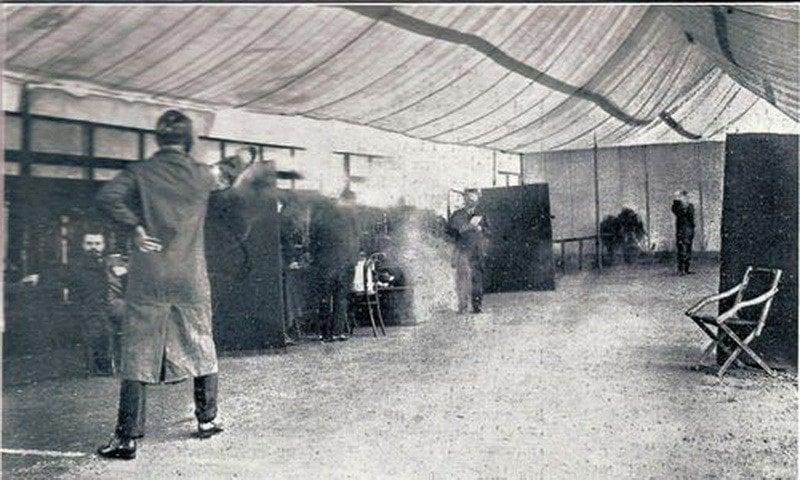 Duel 1908 Olympics