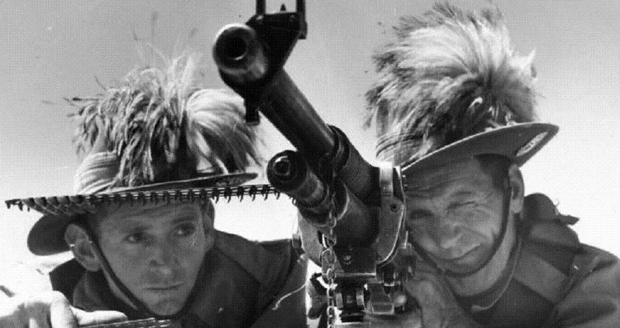 Gunners From The Great Emu War