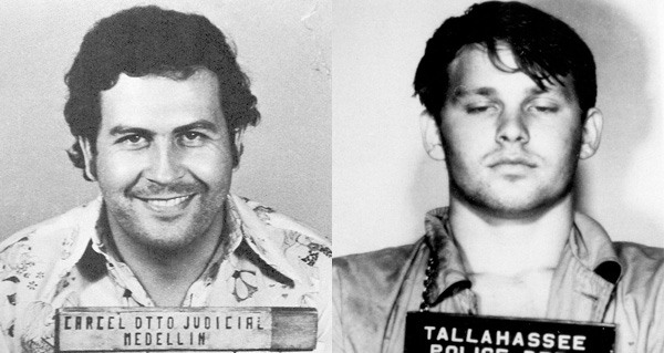 Famous Mugshots Throughout History: 33 Incredible Vintage Photos
