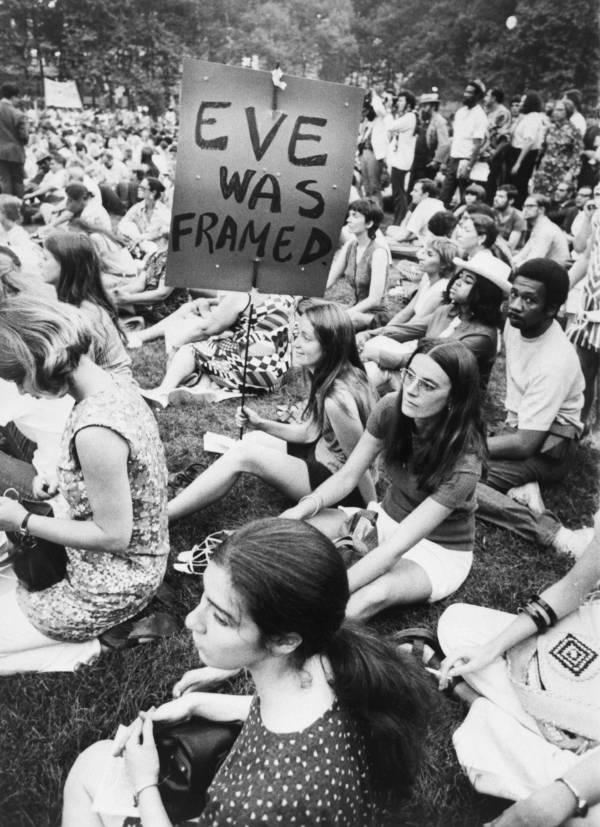 Eve Framed