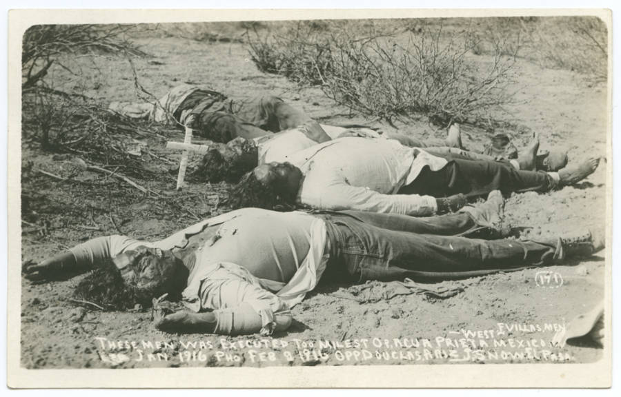 Executed Bodies