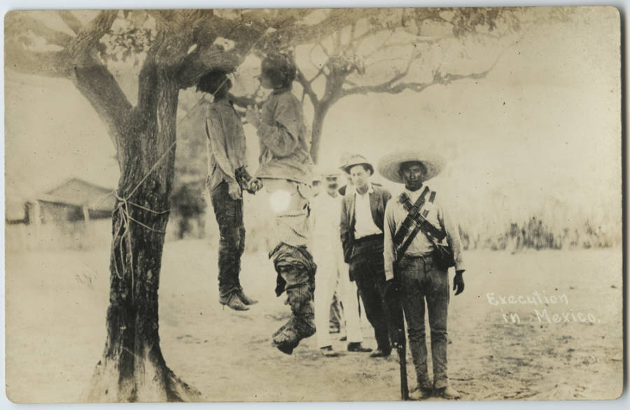 Execution In Mexico
