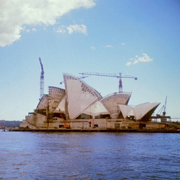 Famous Landmarks Opera House