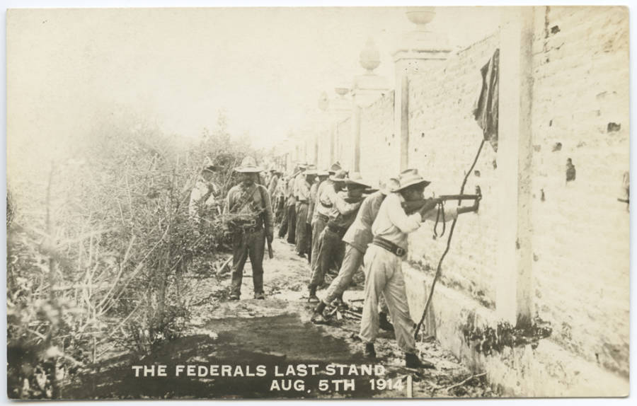 Federals Last Stand