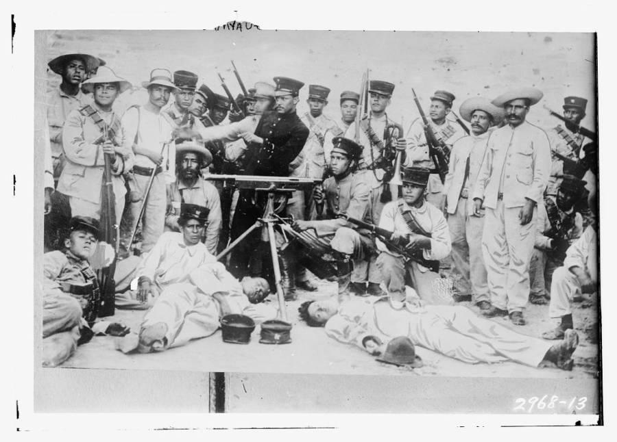 Federals Outside Guyama