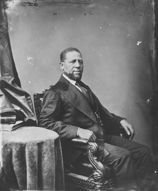 The First Black U.S. Congressman