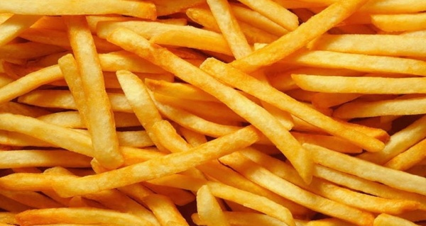 Eating French Fries Can Double Your Risk Of Dying Prematurely