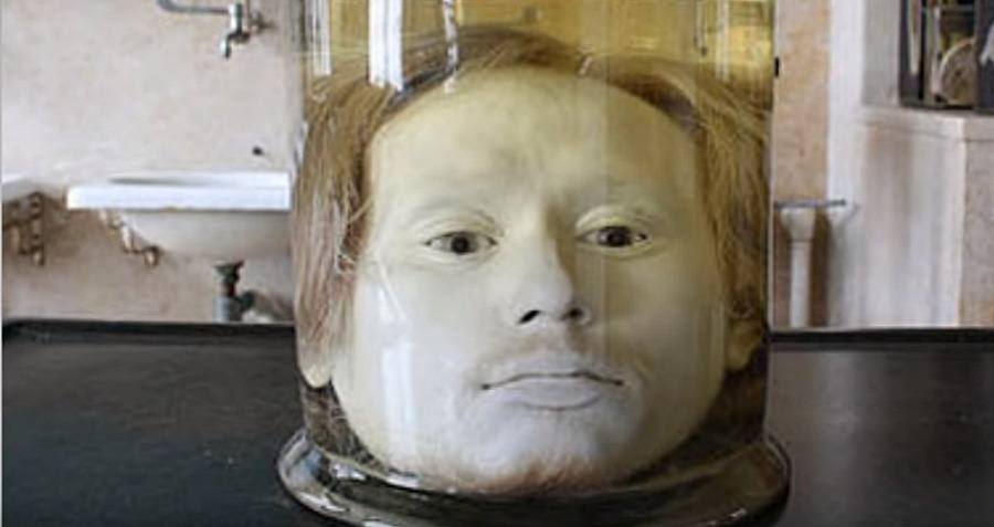 Diogo Alves Preserved Head