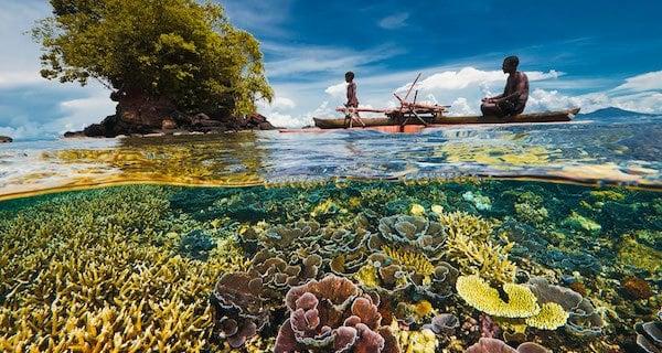 Gabon Marine Park