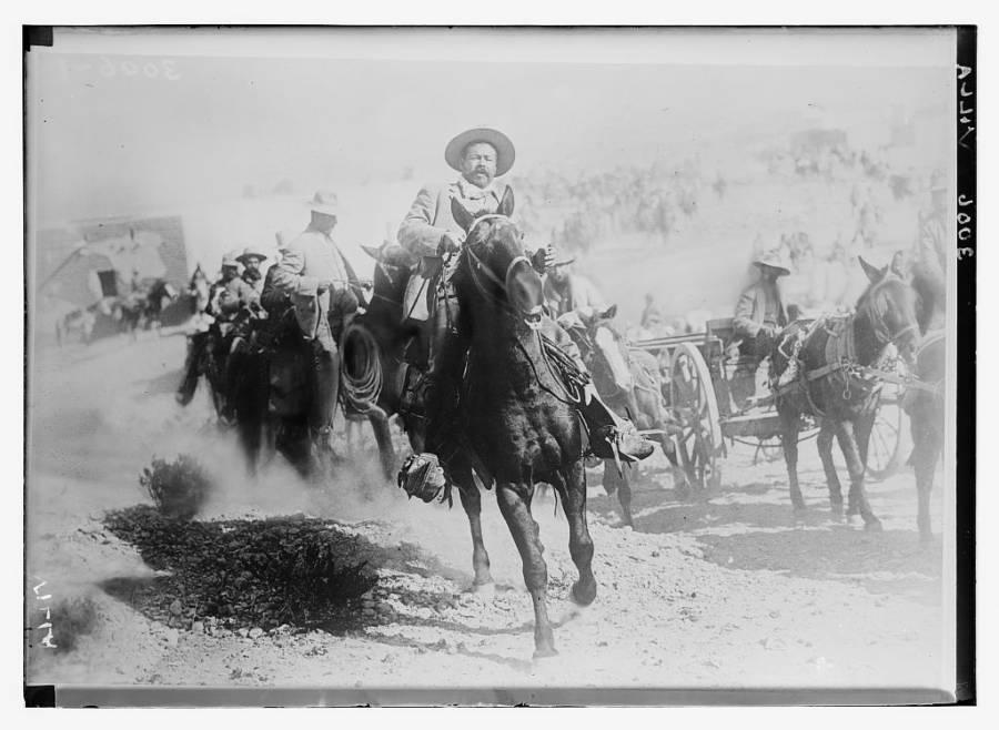 General Francisco Pancho Villa
